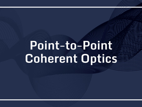 Point-to-Point Coherent Optics