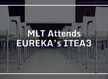 MLT Attends EUREKA's ITEA3