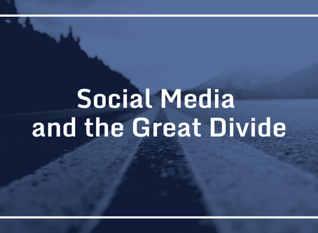 Social Media and the Great Divide