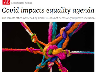 Covid impacts equality agenda