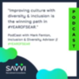 Savvi recruitment diversity and inclusio
