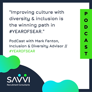 Savvi recruitment diversity and inclusio