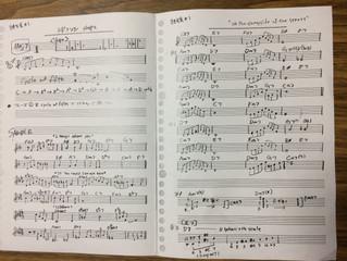 ジャズ練習会セッション