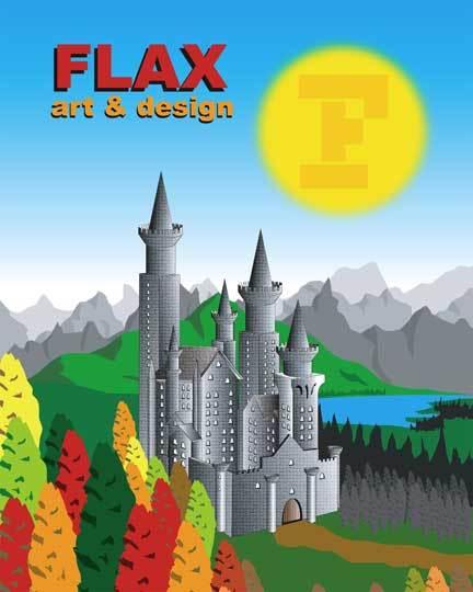 flaxillustration
