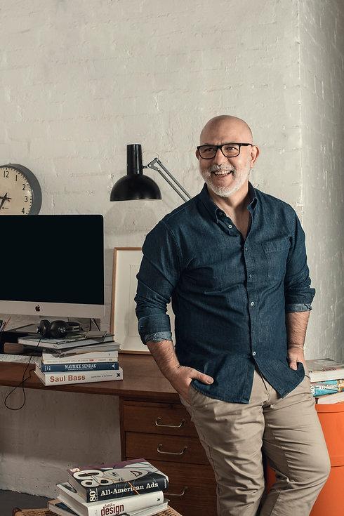 Jim Petroutsos Branding Consultant Design Studio Melbourne
