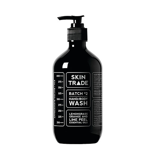 BATCH O2 HAND & BODY WASH