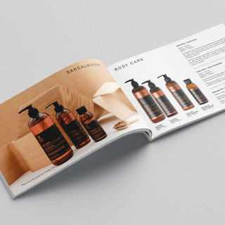Pacific Scents Beauty Body Home 20pp Brochure