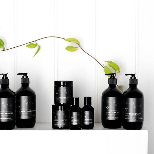 Botany Essentials Aromatherapy