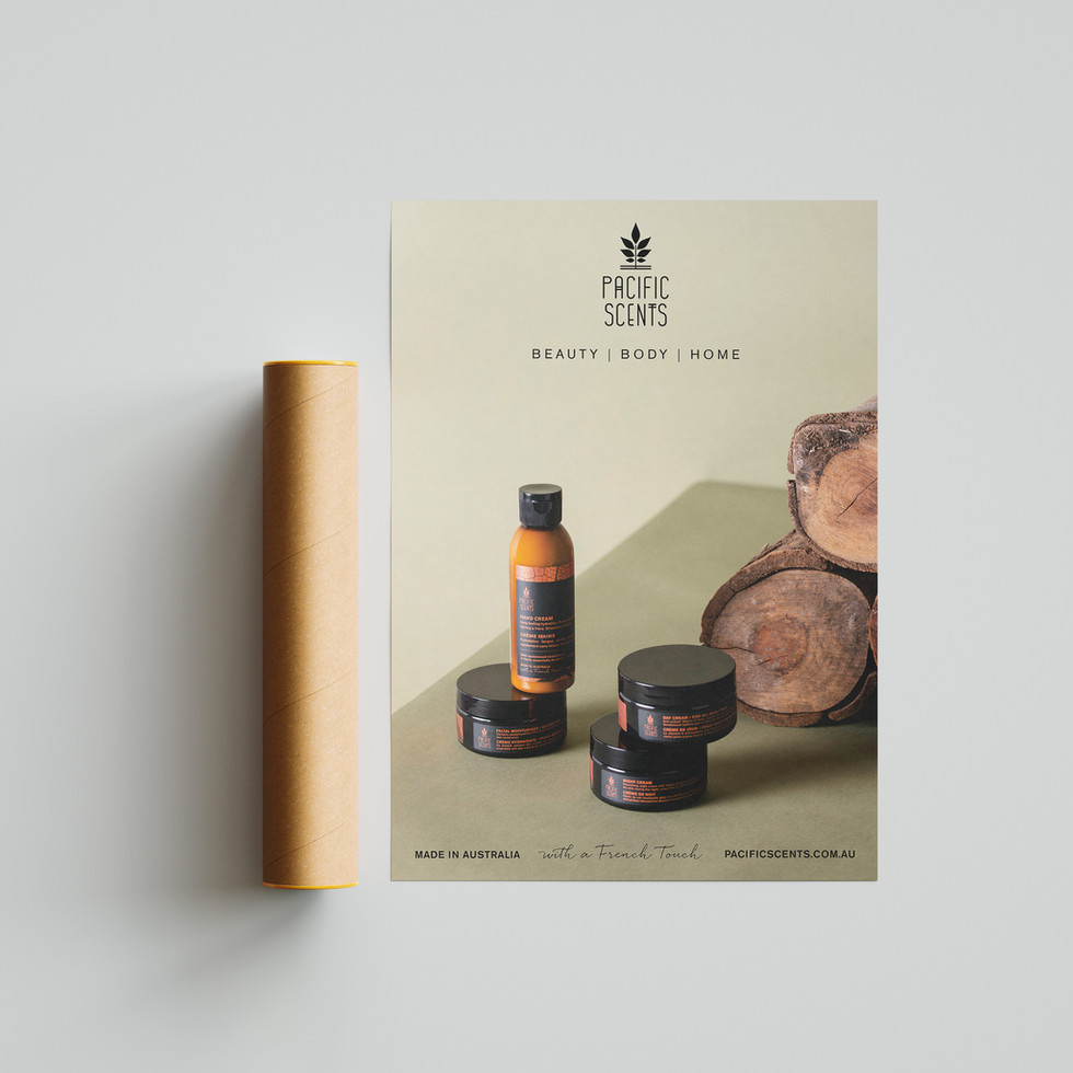 Pacific Scents Point of Sale