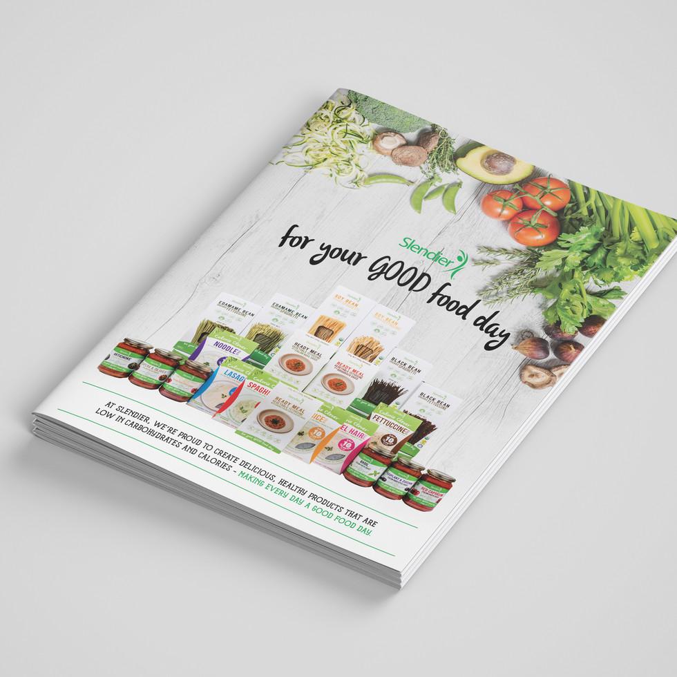Slendier 16 Page Brochure
