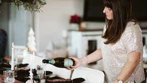 Drink Sparkling Wine and Dance on the Tables