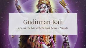 3 Steg att arbeta med Gudinnan Kali