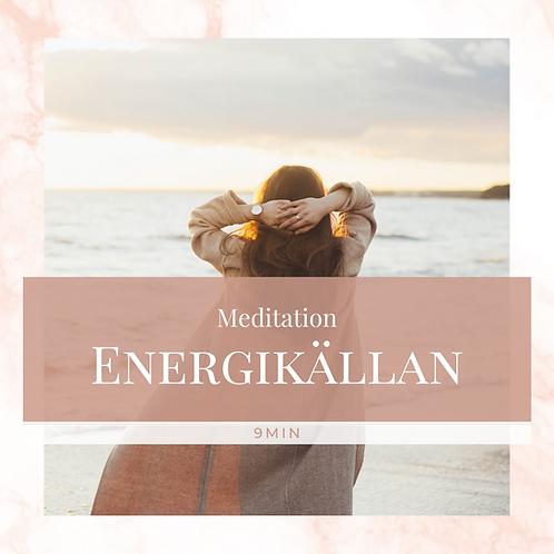 Meditation Energikällan