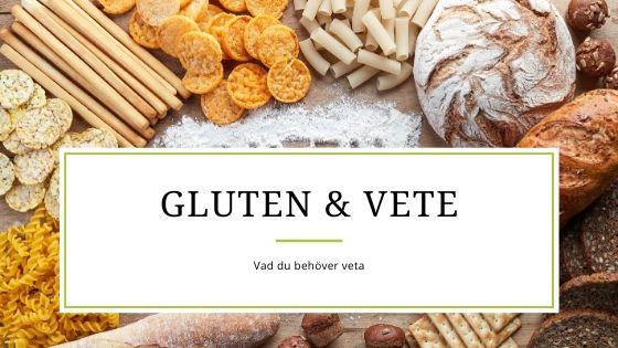 Gluten & Vete