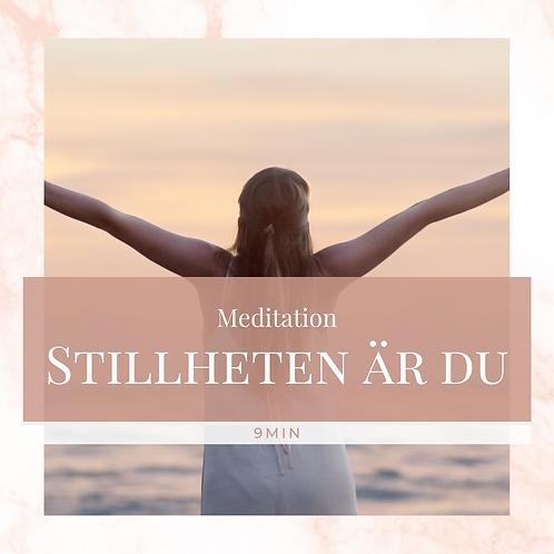 Meditation - Stillheten Är Du