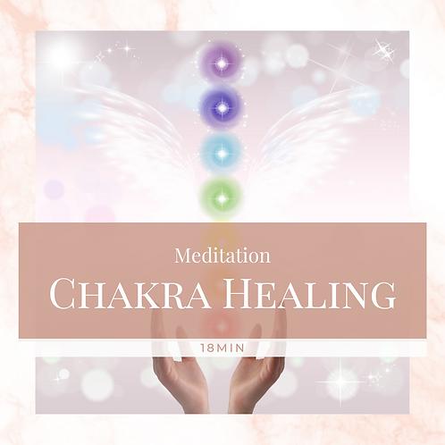 Meditation - Chakrahealing
