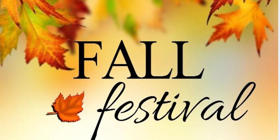 Fall Festival-El Festival de Otoño es un evento