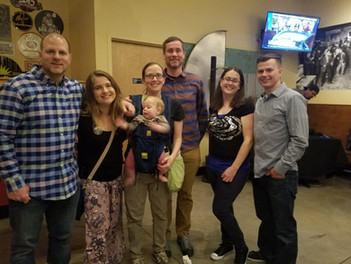 Parents night out-a great way to connect!