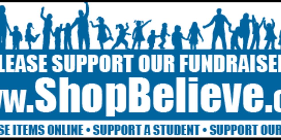 Believe Fundraiser
