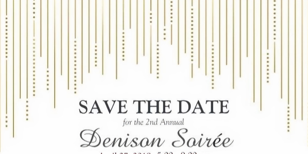 2nd Annual Denison Soiree: A Night Out for Global Education
