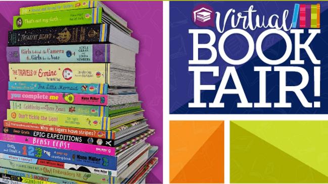 USBORNE Virtual Book Fair