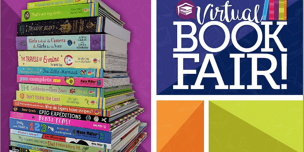 USBORNE Virtual Book Fair | November 23 - December 6, 2020