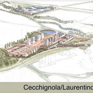 Cecchignola/Laurentino 38