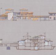 residenze C-N-O sezioni