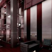 il Restyling della hall di ingresso