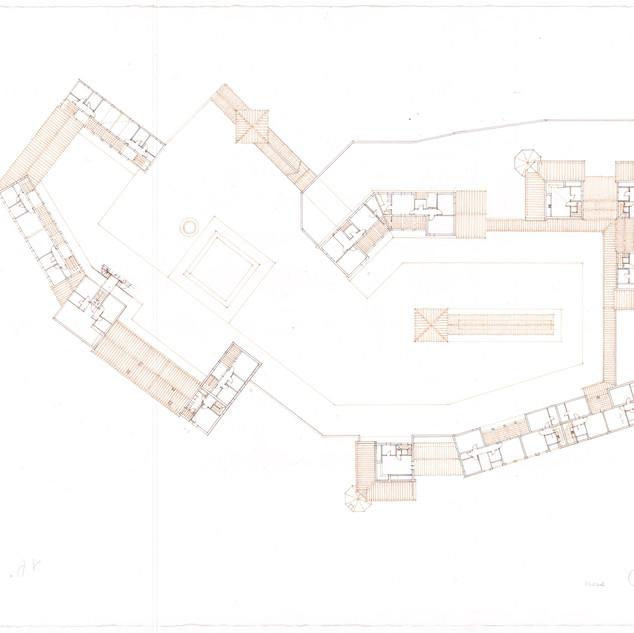 residenze C-D-E-F_piano primo