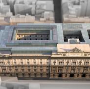 il progetto - vista dall'alto
