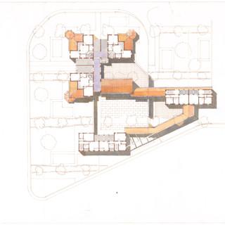 residenze C-N-O piano primo
