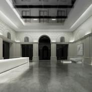 la nuova Hall