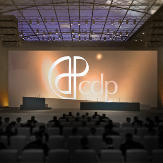 la nuova sala conferenza