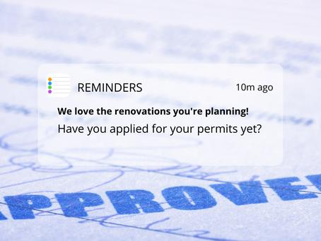 Permits & Home Improvement