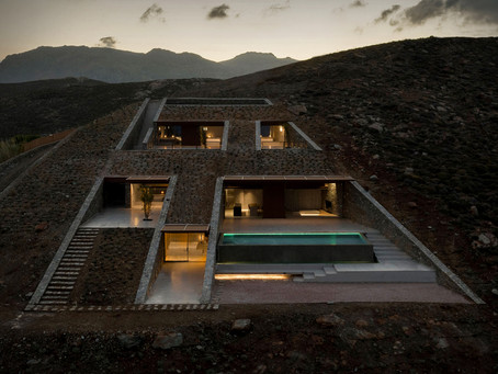 Spotlight: Mold Architects / nCAVED House