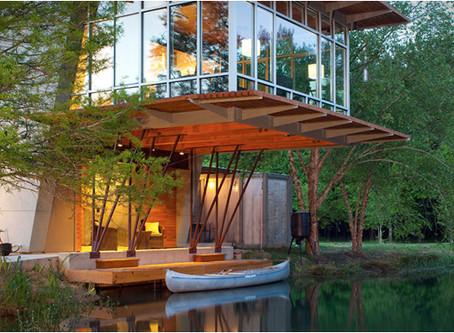 Spotlight: Holly & Smith Architects / The Pond House