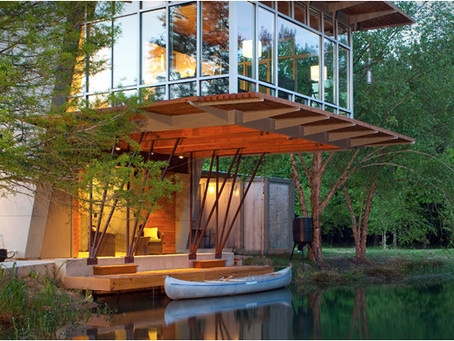 Spotlight: Holly & Smith Architects / The Pond House
