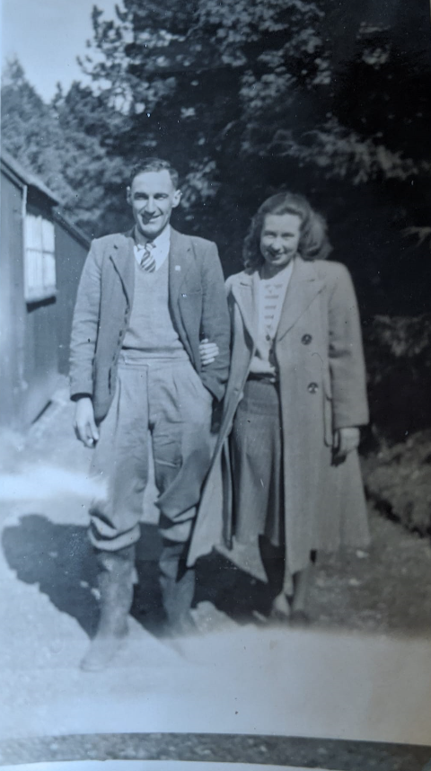 John and Eillen Halfpenny contributor Ka
