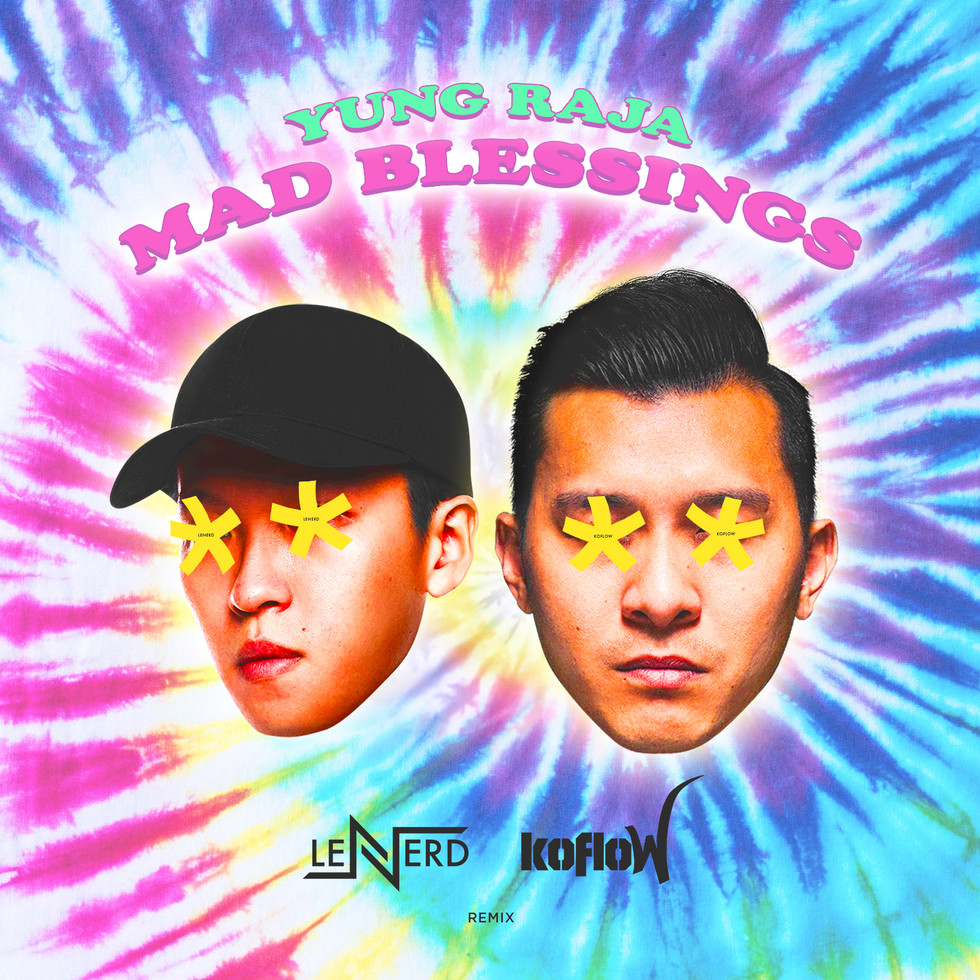Mad Blessings