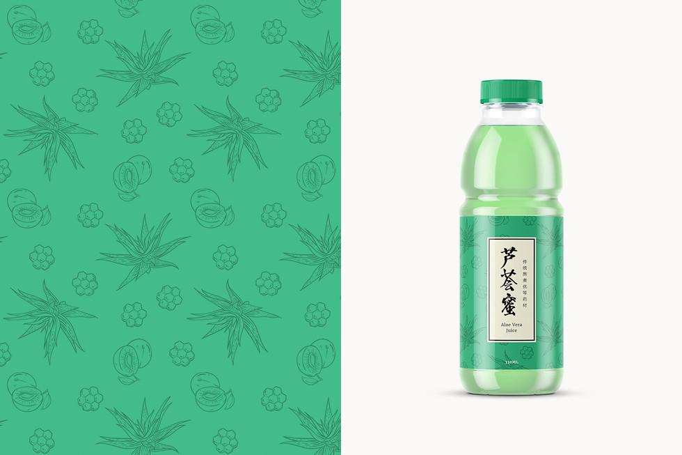 Herbal Tea Bottles AVJ
