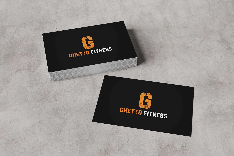 GhettoFtiness BusinessCard