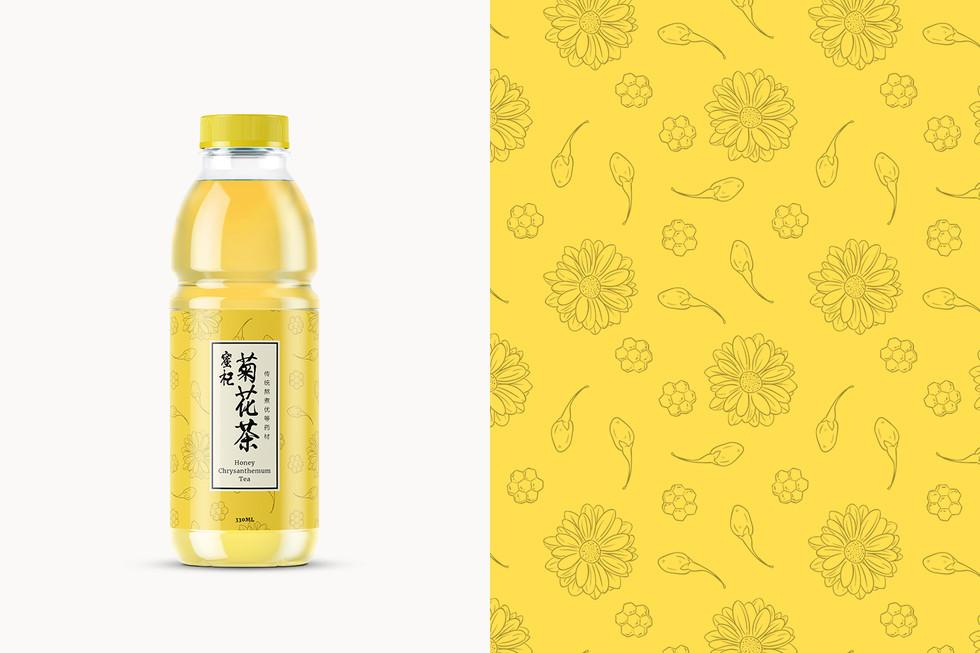 Herbal Tea Bottles HCT