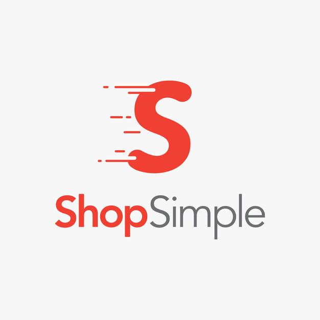 Shop Simple Logo