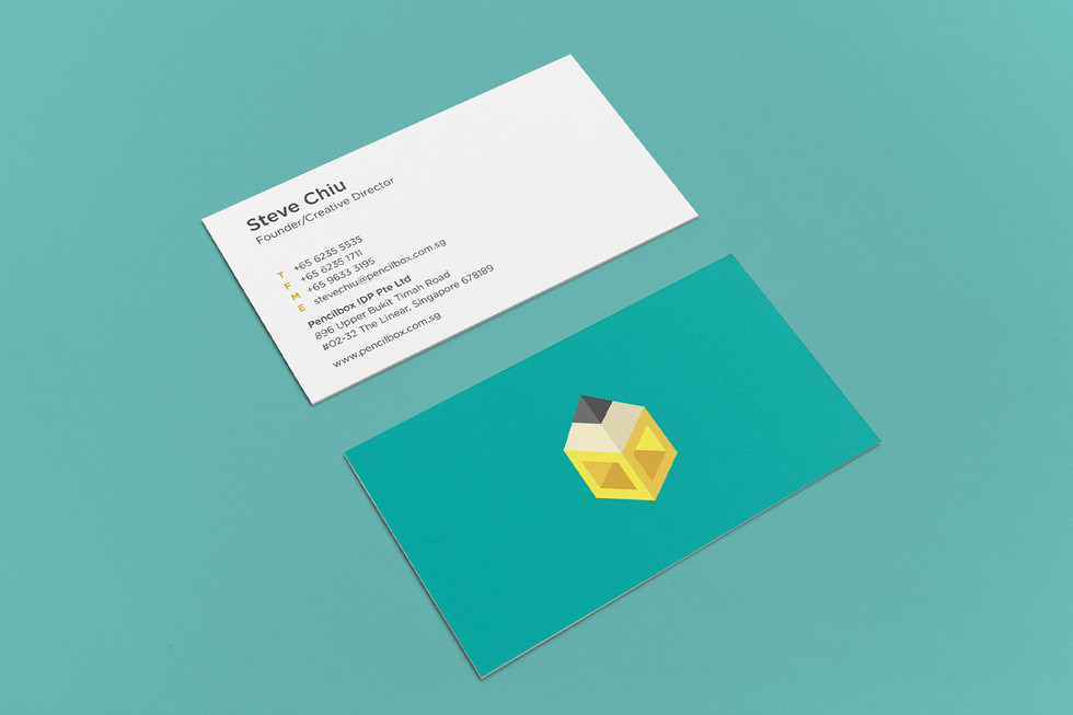 Pencilbox Business Card