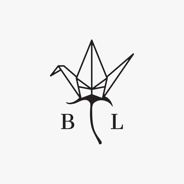 Bird And Lilies Logo