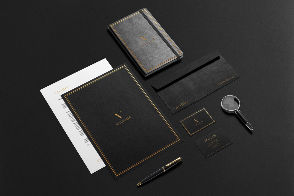 Validus Stationery