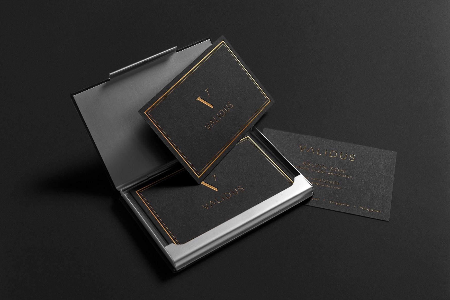 Validus Business Card