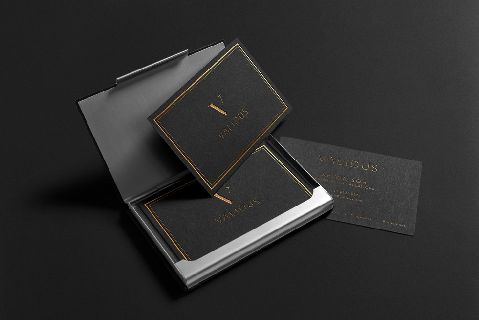 Validus Business Card