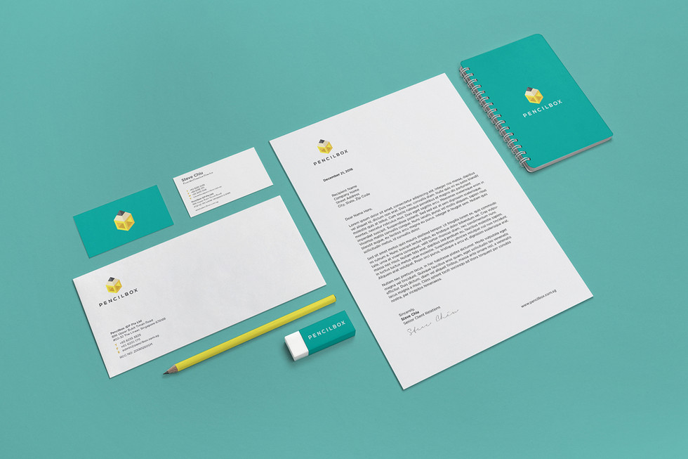 Pencilbox Stationery